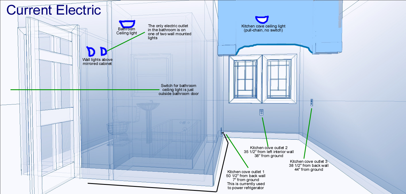 peterga / Bathroom Diagrams